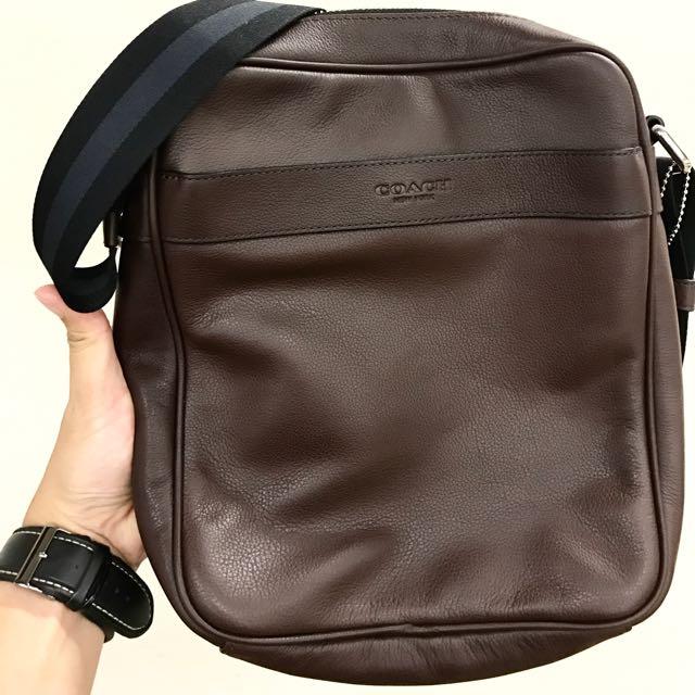 Coach Sling Bag For Men Original S Fashion Bags Wallets On Carou
