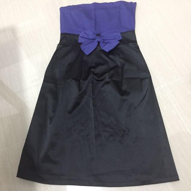 Cocktail Tube Dress