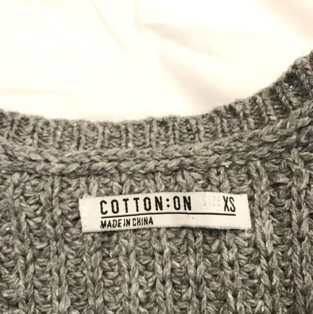 Cotton On Knit Jumper
