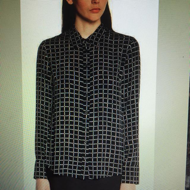 Cue Georgette Shirt