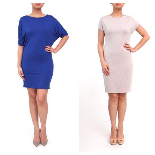 Elin Cammie Blue Dress
