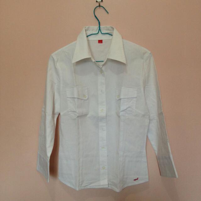 ESPRIT White T-shirt