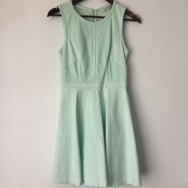 Forever New Mint Dress