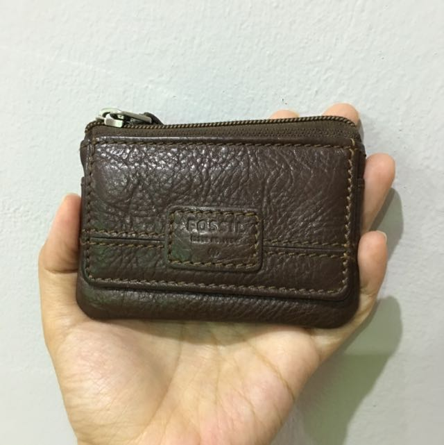 Fossil Car Key Wallet