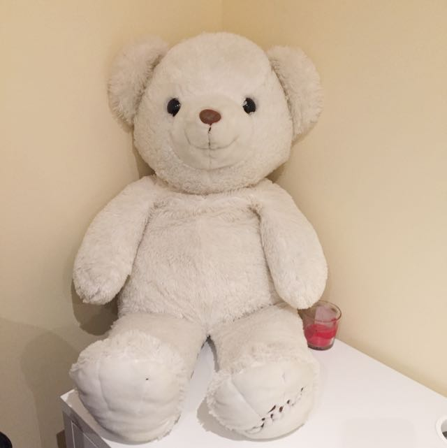 Giant Teddy Bear From Korea