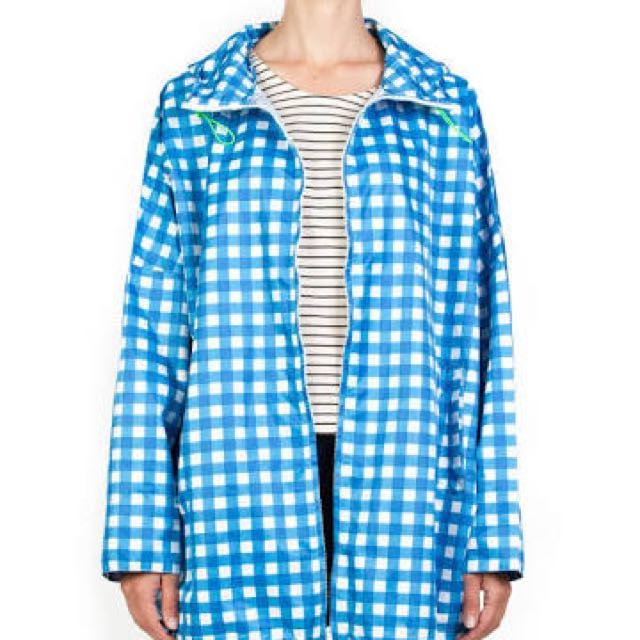 "Gorman ""packed lunch"" raincoat"