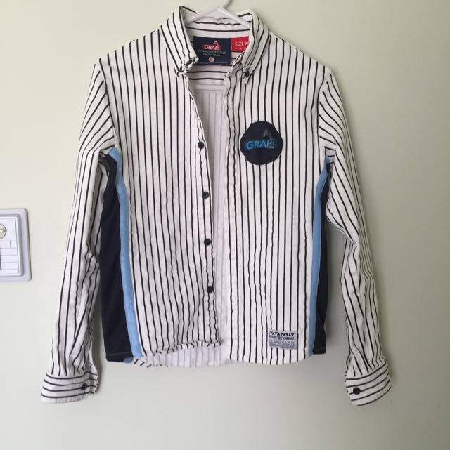 GRAF Shirt Jacket