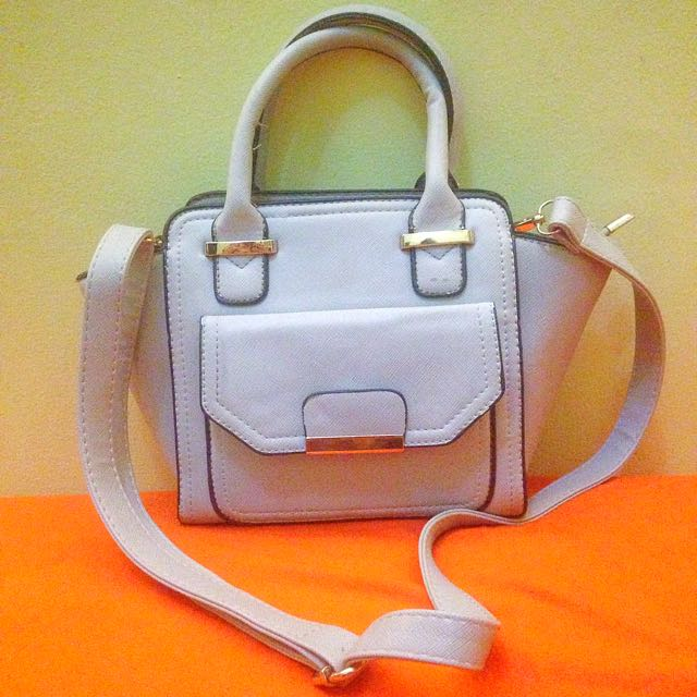 Grayscale Bag