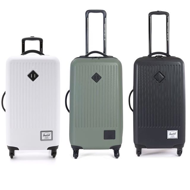 Herschel Supply Co-Trade Luggage L行李箱/旅行箱