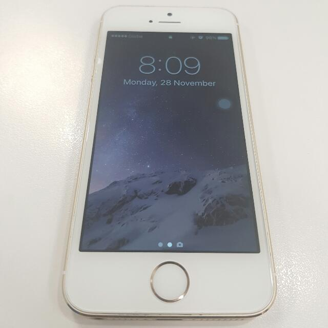 Iphone 5s 32GB Factory Unlocked 99% Smooth