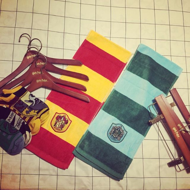 Harry Potter Gryffinddor Towel