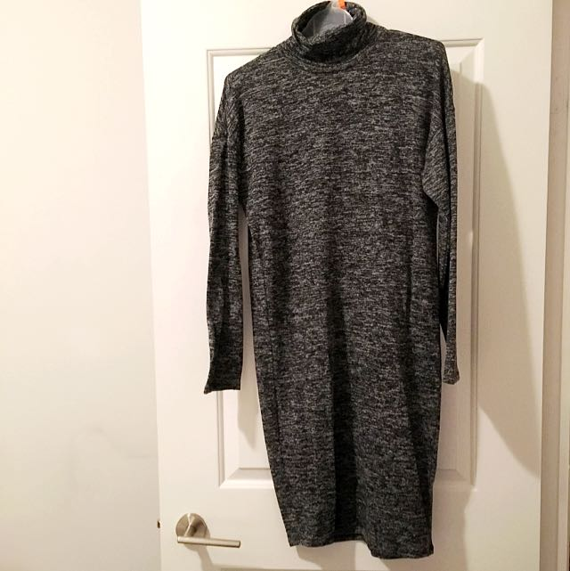 Joe fresh - Small Long Sleeved Turtle Neck Stretchy Dress