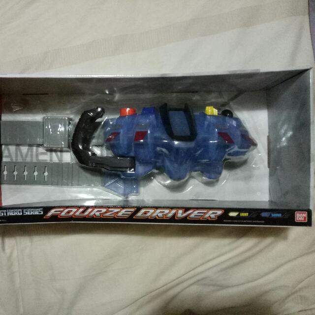 Kamen Rider Fourze Driver Belt