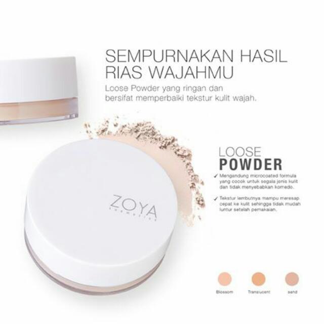 Loose Powder Zoya