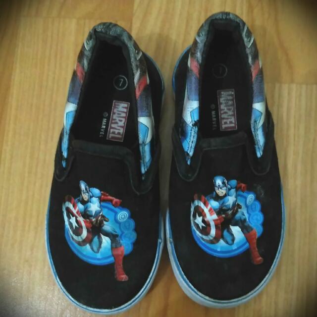 Marvel Kids Shoes - Captain America