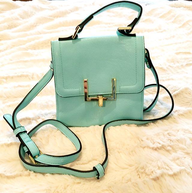 Mint Mini Crossbody Bag