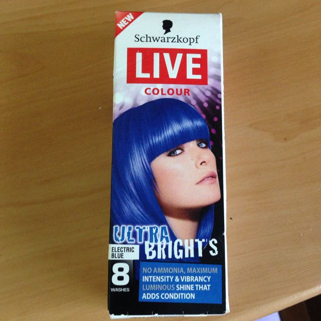New Unopened Live ultra brights