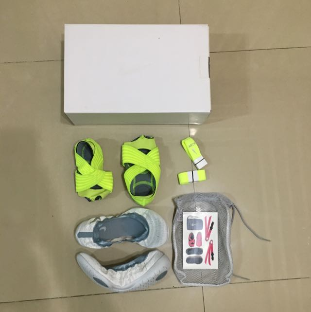 Nike女生健身鞋