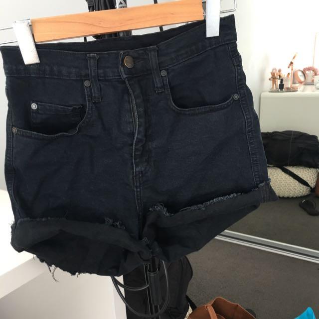 Nobody Denim Shorts