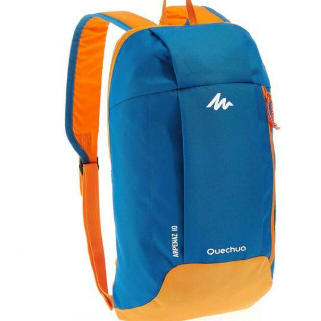 ORIG Quecha 10 Liter Day Hiking Backpack