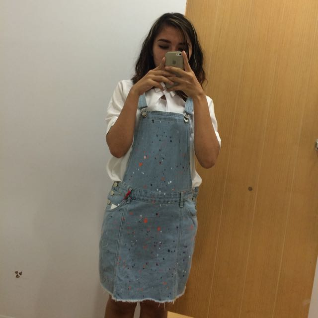 overall cotton on (new)