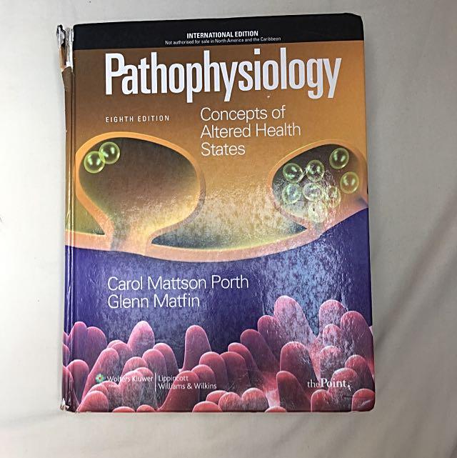 Pathophysiology 8th Edition