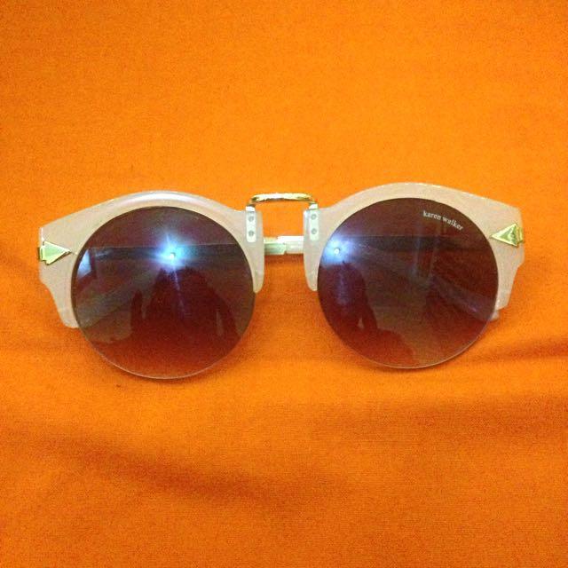 Peachy Choco Glasses