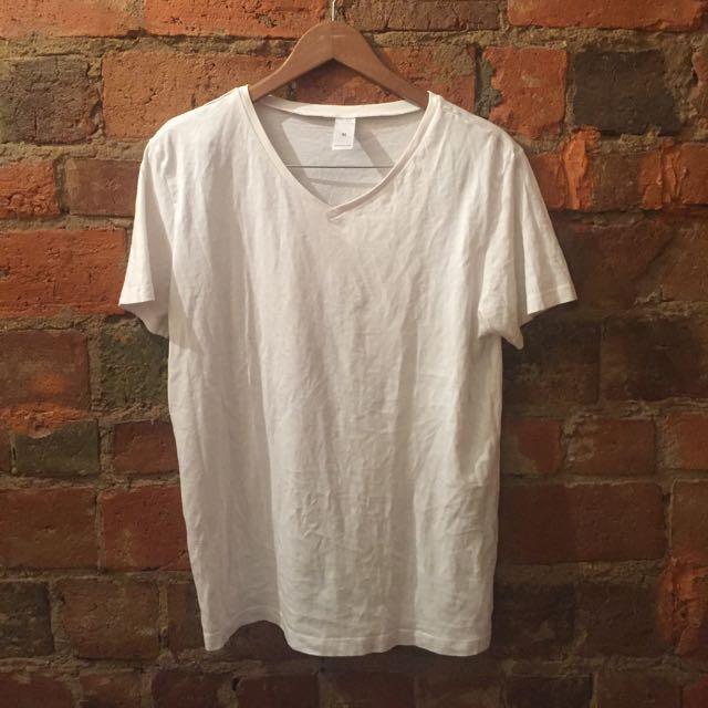 Plane White Tshirt