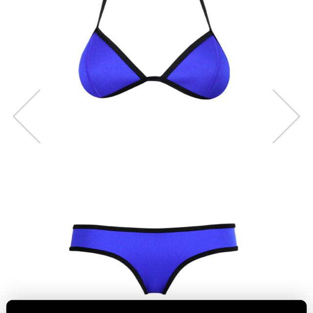 REAL TRIANGL BATHING SUIT
