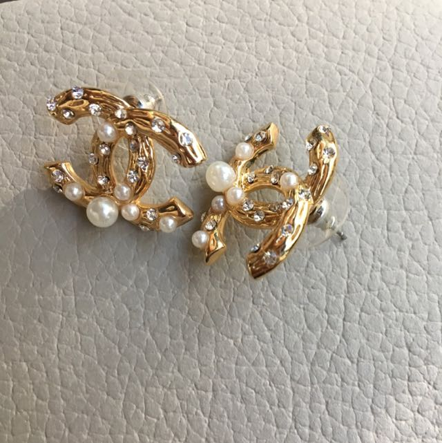 replica chanel earrings