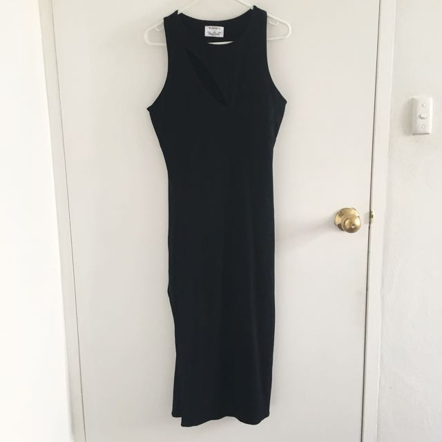 Runaway The Lable Asymmetrical Dress Size M