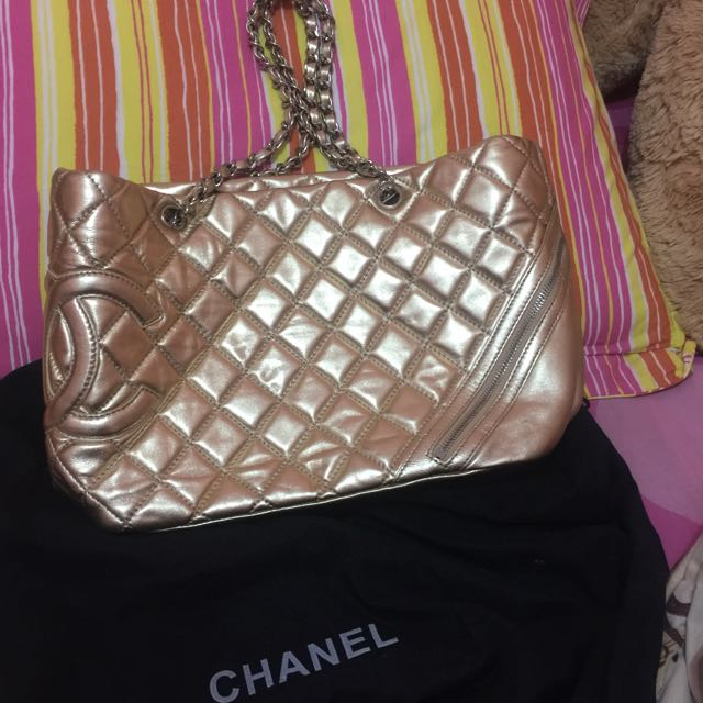 SALE!! Chanel GOLD