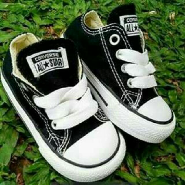 Sepatu Anak Converse All Star Low + Dus Box Converse 5d45ccb261