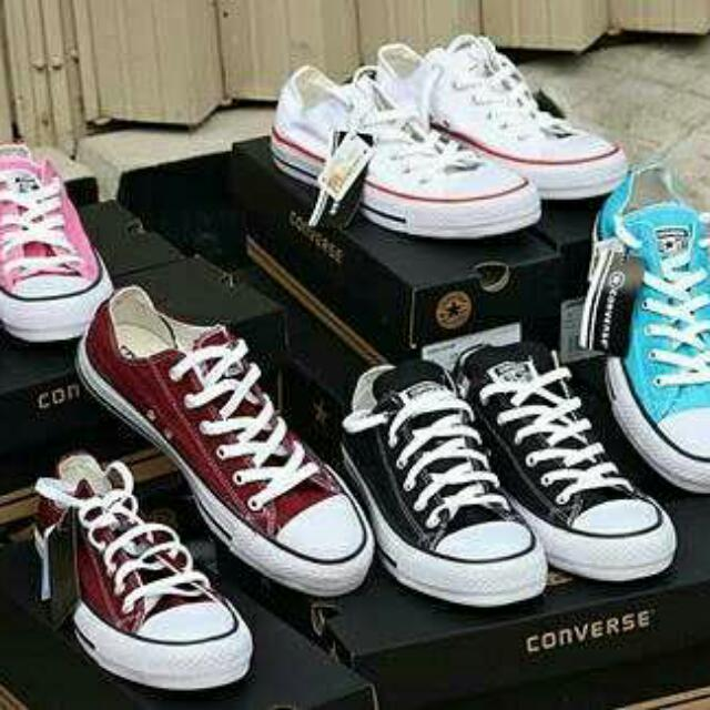 Sepatu Converse All Star Low Grade Ori 4b7ae4c5d3