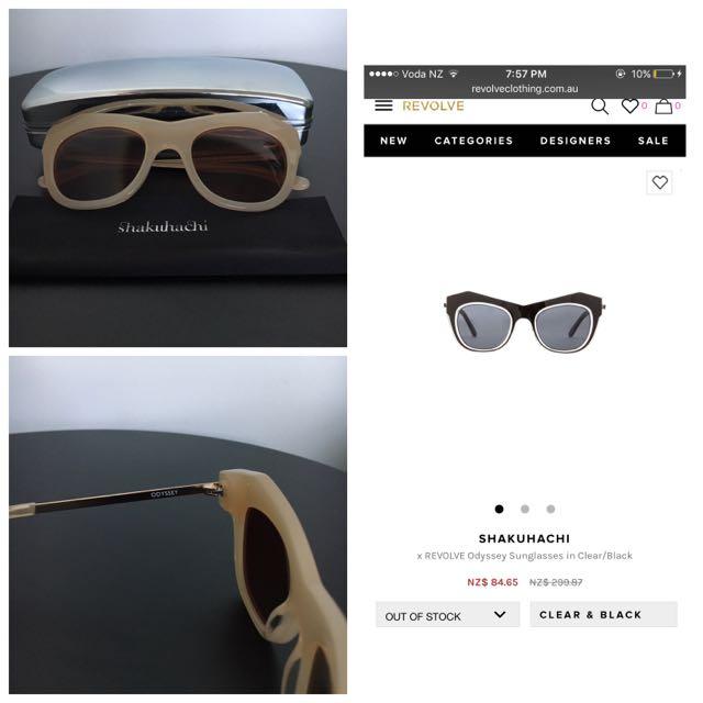 Shakuhachi & Onkler Sunglasses
