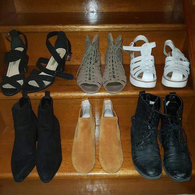 Shoes 10$ Each Size 10