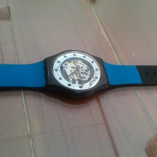Swatch Custom