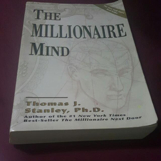 SALE!! The Millionare Mind