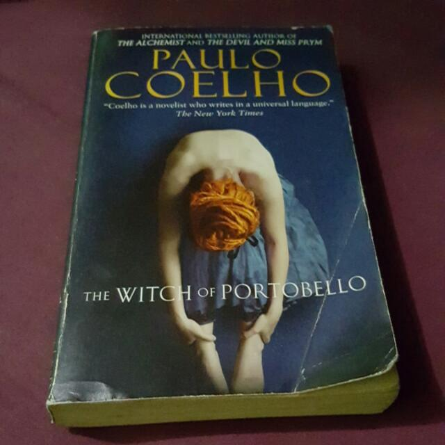 The Witch Of Portobello || Paulo Coelho