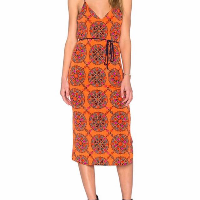 Tigerlily Midi Dress