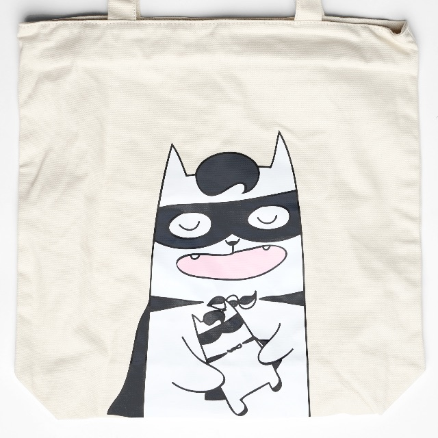 Tiramisu Hero Cream Tote Bag