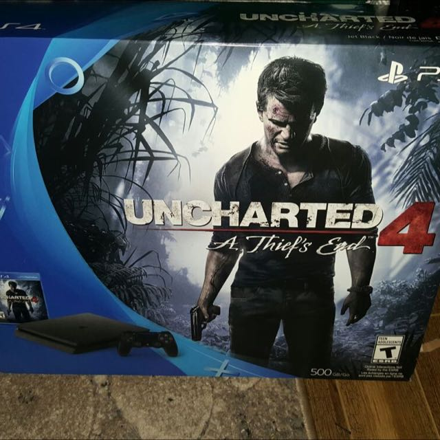 UNCHARTED PS4 SLIM