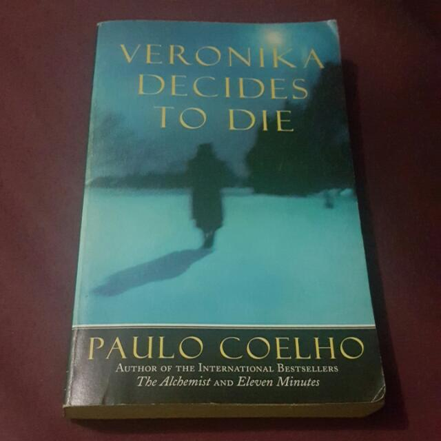 SALE!! Veronika Decides To Die