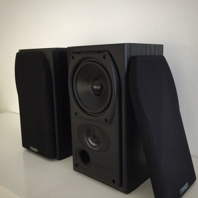 Vintage Mission 731i Bookshelf Speakers For Sale Electronics Audio On Carousell