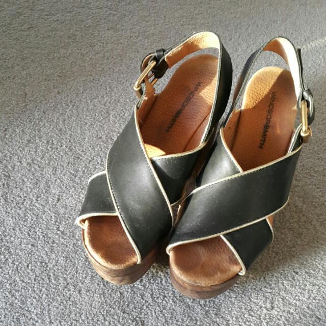 Windsor Smith Chunky Heels