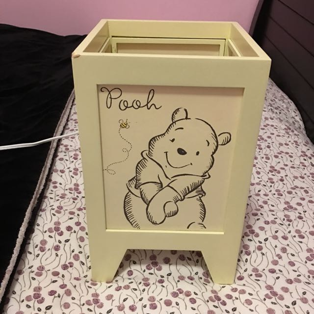 Winnie The Pooh Table Lamp