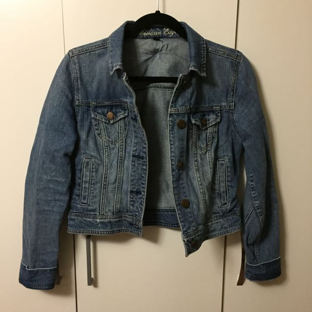 Women's American Eagle Denim Jacket