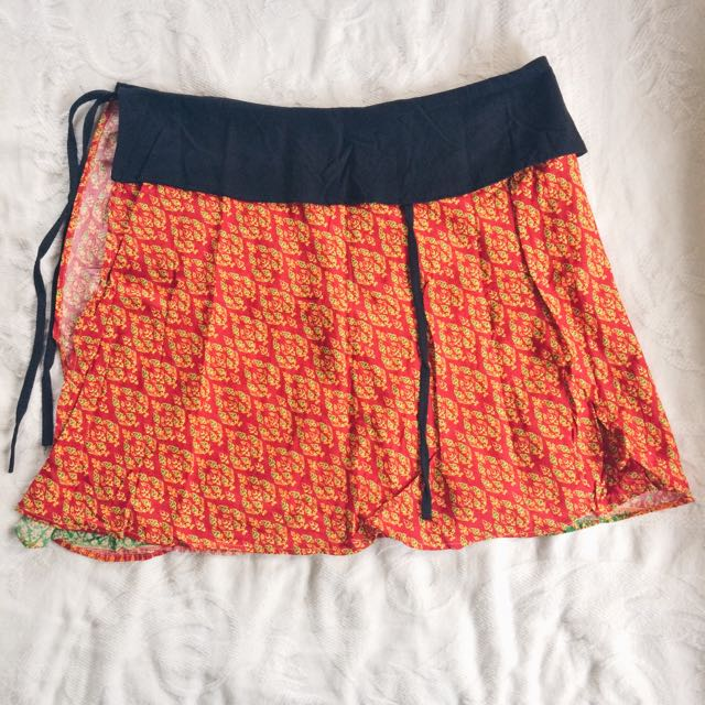 Wrap-Around Skirts P150 For 2