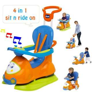Excellent Chicco Kids Push Scooter