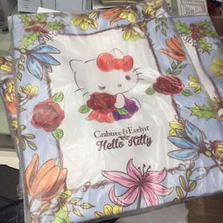 (包郵)Crabtree & Evelyn x Hello Kitty 環保袋